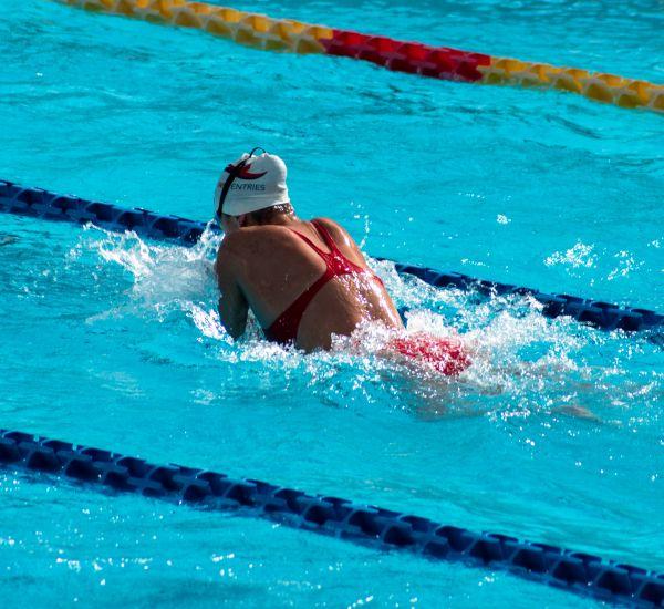 Swimming teacher Bluewater Swim Sheffield